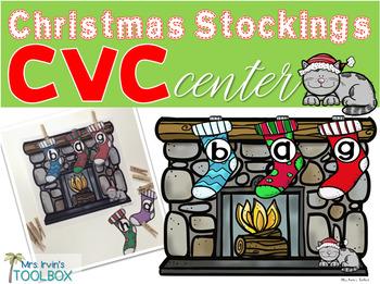 Christmas Stockings CVC