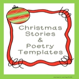 Christmas Stories & Poetry Templates