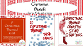Christmas Stories, Writing and Activities Bundle.- $4.50 savings