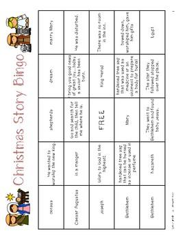 Christmas Story Bingo