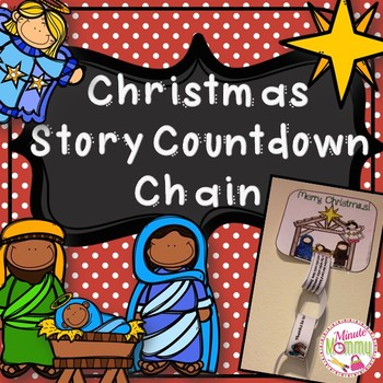 Christmas Story Countdown Chain