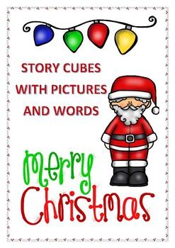Christmas Story Cubes (Colour version)
