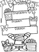 Christmas Story Elements or Story Planning Printables
