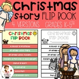 1 Christmas Story Flip Book Religious
