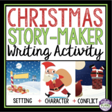 CHRISTMAS NARRATIVE WRITING STORY STARTERS