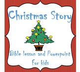 Christmas Story No Prep Bible Lesson