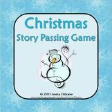 Christmas Writing Game