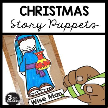Christmas Nativity Puppets
