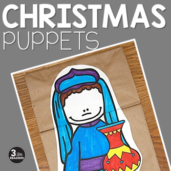 Christmas Nativity Puppets