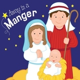Christmas Story & Read-Along Track: Away In A Manger