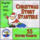 Writing Prompts - Christmas Story Starters