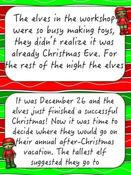 December Story Starters