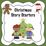 Christmas Story Starters (Create Christmas Stories with Sentence Starters)