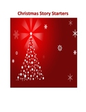 Christmas Story Starters for Kids