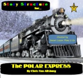 Christmas Story Structure Surprise Box-Polar Express-SmartBoard 11.4-Windows OS