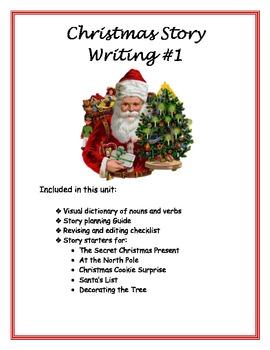 Christmas Story Writing #1