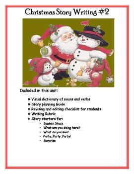 Christmas Story Writing #2