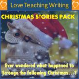 Christmas Story Writing Pack