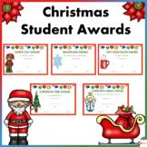 Christmas Student Awards