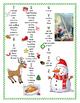 Christmas Student Printable Word Bank