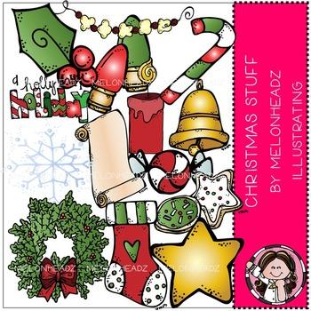 Christmas Stuff clip art- by Melonheadz
