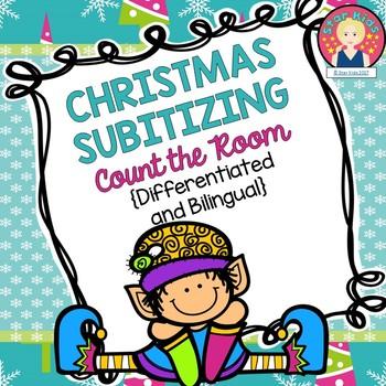 Christmas Subitizing Center