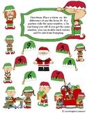 Christmas Subtraction Bump Game Bundle