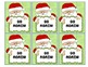 Christmas Subtraction Game