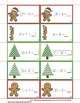 Gingerbread Subtraction