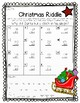 Christmas Subtraction Riddles
