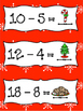 Christmas Subtraction Scoot FREEBIE