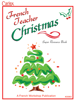 Christmas Super Resource Book - Digital Files