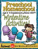 Preschool Christmas  - Free Activities for Preschool, PreK or Homeschool