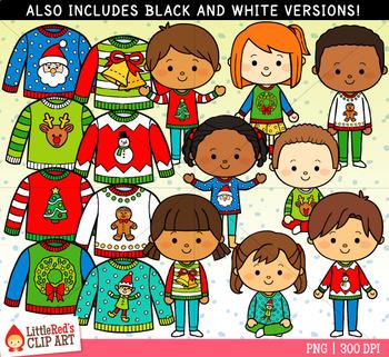 Christmas Sweaters Christmas Clip Art