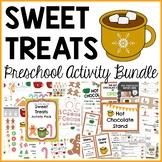 Christmas Sweet Treats Preschool Dramatic Play and Activit