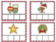 Christmas Syllable Count Cards