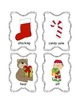 Christmas Syllable Sort {A Phonemic Awareness Activity}