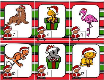 Christmas Syllables