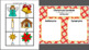 Christmas Symbols Antonyms and Synonyms Grammar Pack