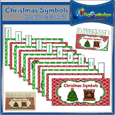 Christmas Symbols Interactive Foldable Booklet