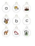 Christmas Symbols - Sound and Letter Match