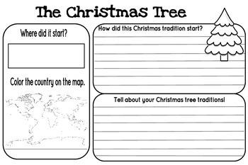 Christmas Symbols WebQuest