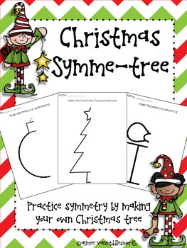 Christmas Symme-tree Freebie