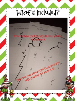 Christmas Symme-tree Freebie