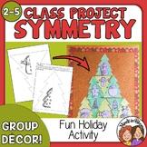 Christmas Symmetry Project - Collaborative Class Bulletin