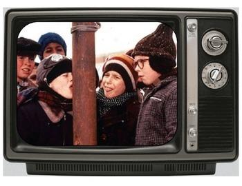Christmas TV Specials (Activity, Bulletin Board, ELA, Fun, Game)