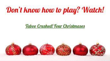 Christmas Taboo!