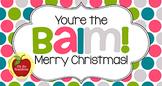 Christmas Tag   Balm