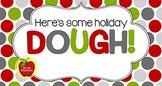 Christmas Tag | Dough