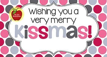 Christmas Tag | Kissmas